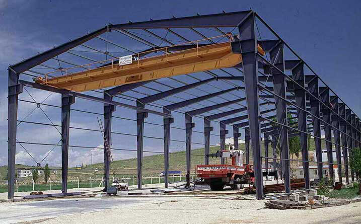 Naves industriales fernandez de diego ingenieros Building structural design software free download